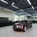 賓利(BENTLEY)全台第二家旗艦展示中心BENTLEY TAICHUNG