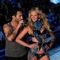 2011(Victoria's Secret) Adam LevineAnna Vyalitsyna() 